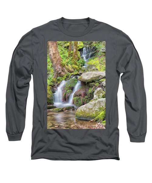Tremont Road Waterfall Long Sleeve T-Shirt