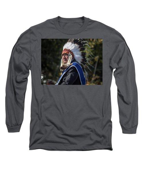 Tribal Elder Long Sleeve T-Shirt