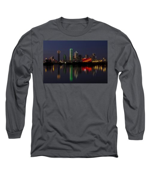 Trinity River Dallas Long Sleeve T-Shirt