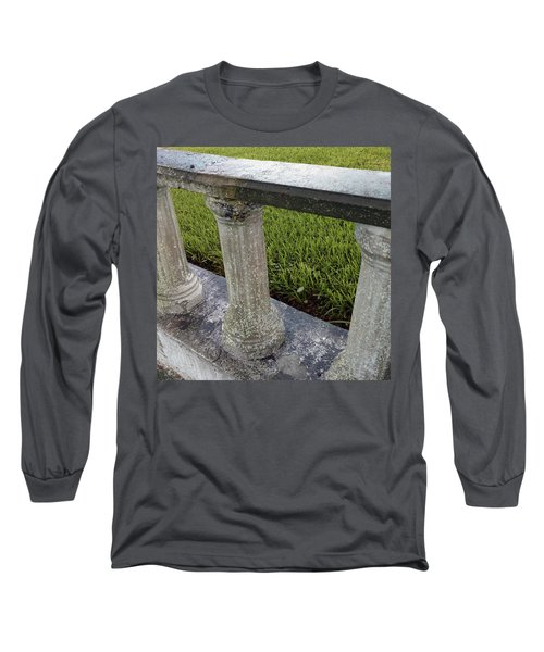 Long Sleeve T-Shirt featuring the photograph Triplets by Steve Sperry