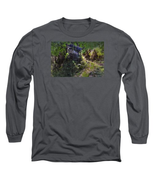 Trolley Bus Into The Jungle Long Sleeve T-Shirt