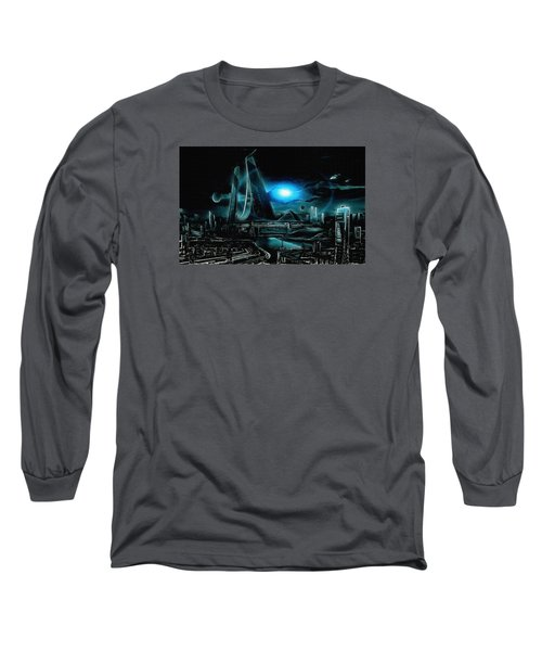Tron Revisited Long Sleeve T-Shirt