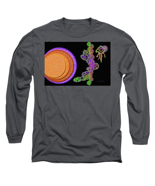 Tropical Dreams Long Sleeve T-Shirt