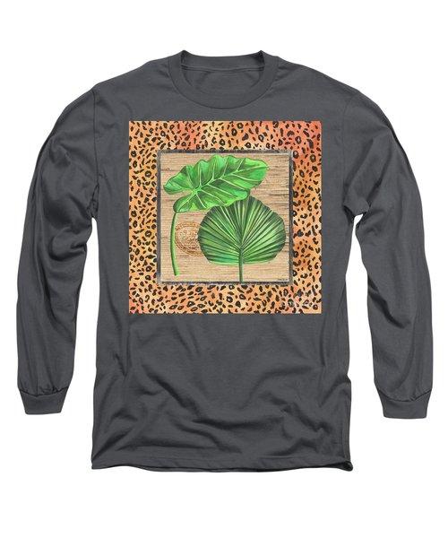 Tropical Palms 1 Long Sleeve T-Shirt
