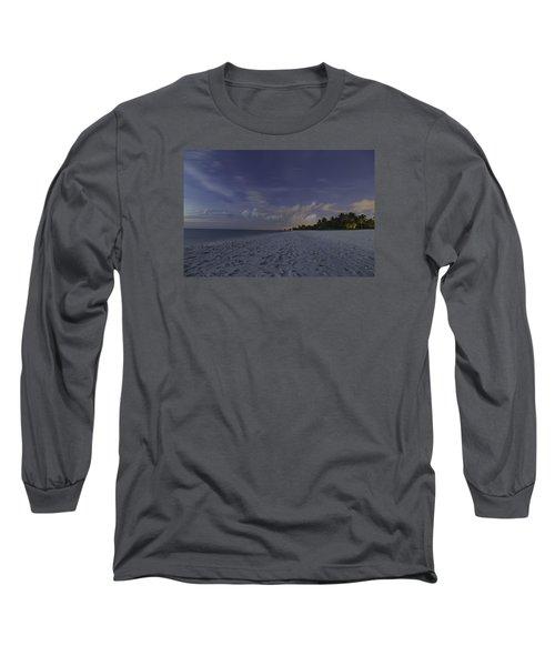 Tropical Winter Long Sleeve T-Shirt