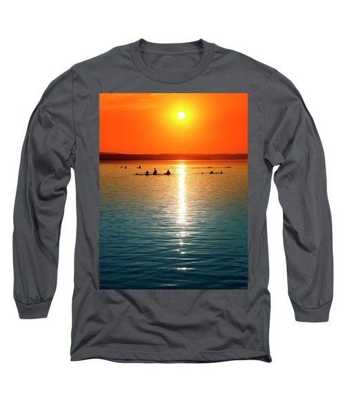 Tropicana Swimming Long Sleeve T-Shirt