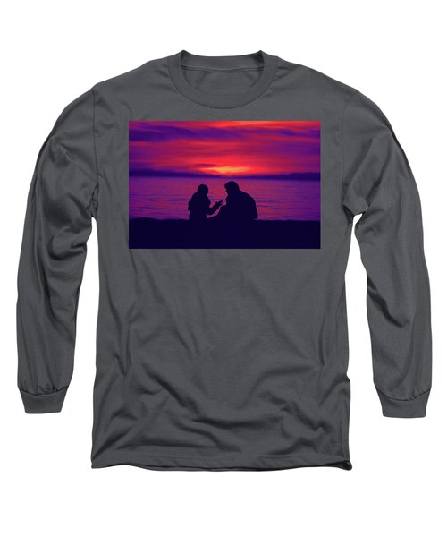 True Confessions Long Sleeve T-Shirt