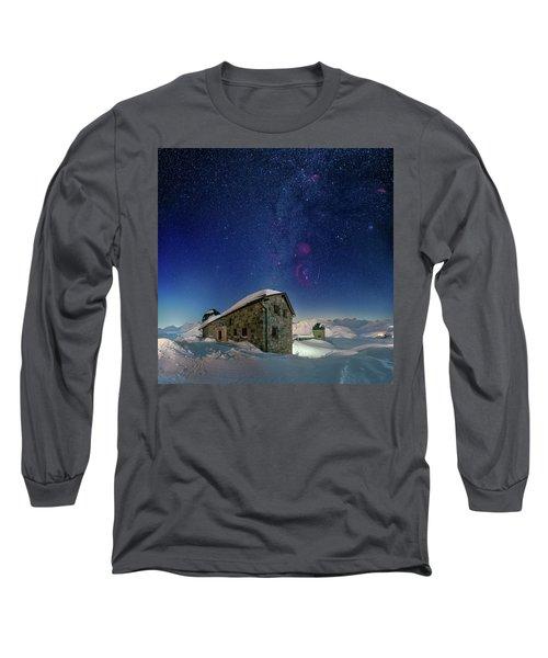 Tschuggen Observatory Long Sleeve T-Shirt