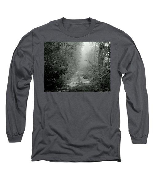 Tuatha De Danann Road Long Sleeve T-Shirt