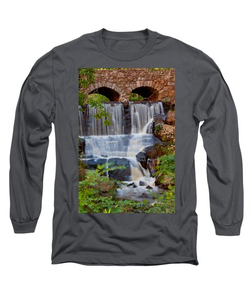 Tucked Away Long Sleeve T-Shirt