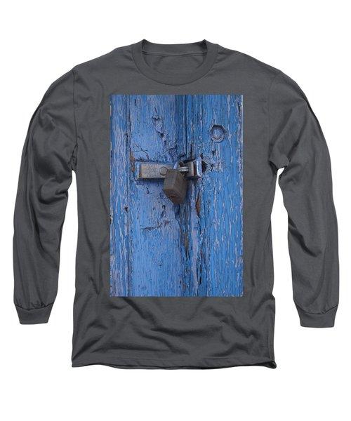 Tucumcari Lock Long Sleeve T-Shirt