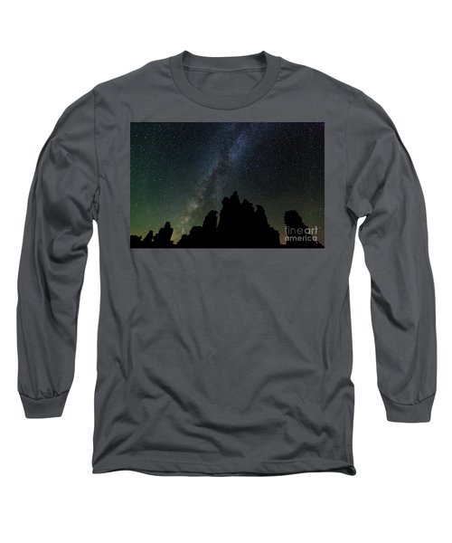 Tufa Nights Long Sleeve T-Shirt