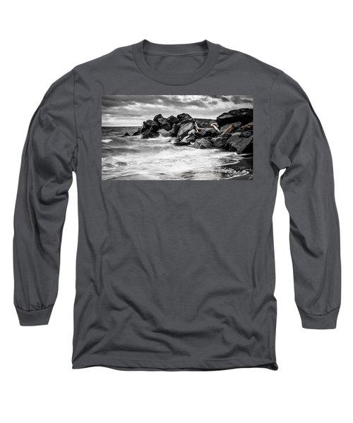 Tugboat Cove Long Sleeve T-Shirt