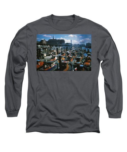 Tugs - Hamburg Long Sleeve T-Shirt