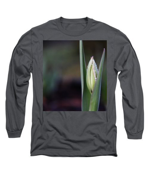 Tulip Bud Long Sleeve T-Shirt