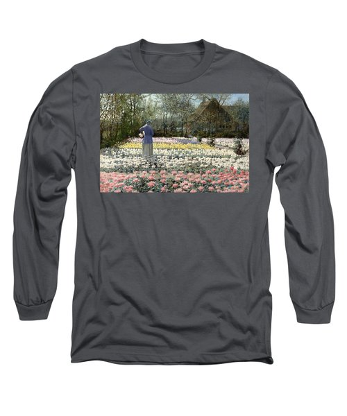 Tulip Culture Long Sleeve T-Shirt