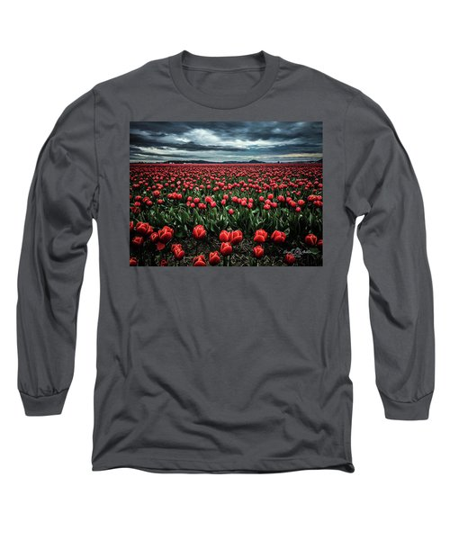 Tulips Forever Long Sleeve T-Shirt