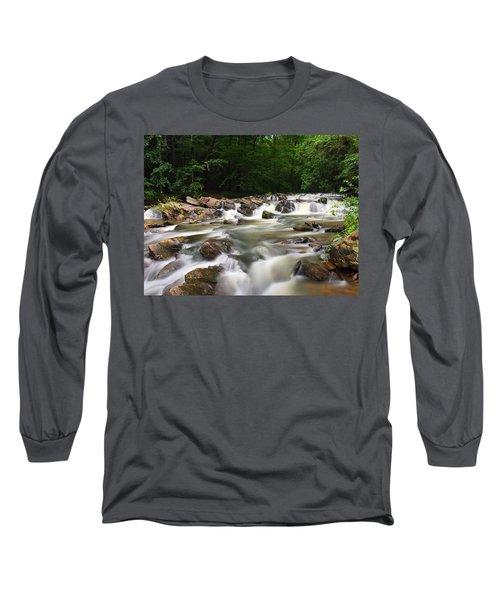 Tumbling Waters Long Sleeve T-Shirt