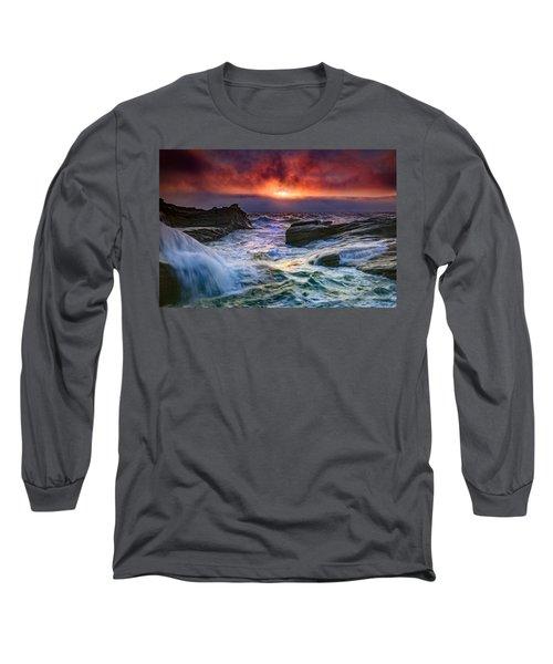 Tumult Long Sleeve T-Shirt