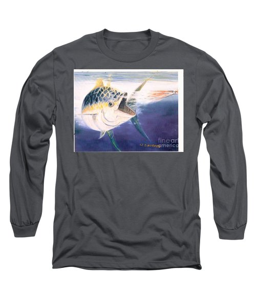 Tuna To The Lure Long Sleeve T-Shirt