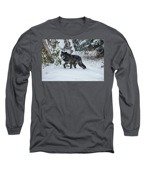 Tundra Wolf 6701 Long Sleeve T-Shirt