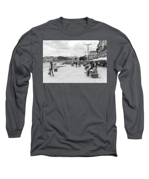 Tourism Long Sleeve T-Shirt