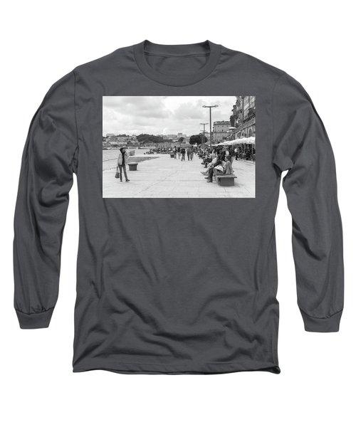 Tourism Long Sleeve T-Shirt