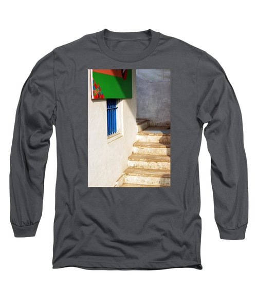 Long Sleeve T-Shirt featuring the photograph Turn Left by Prakash Ghai
