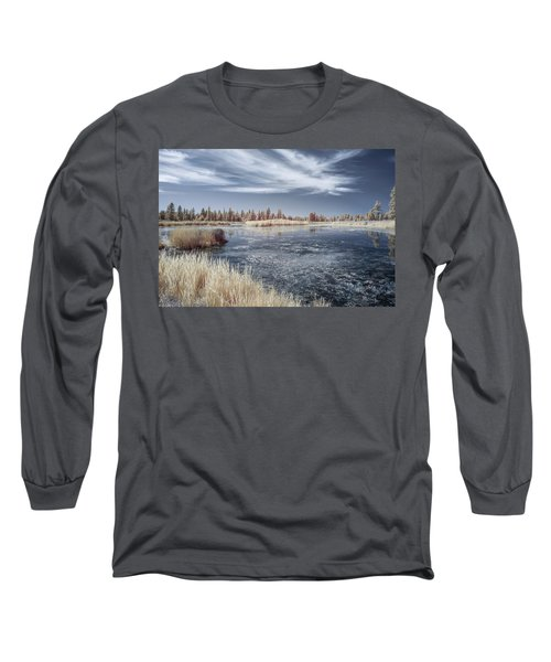 Turnbull Waters Long Sleeve T-Shirt by Jon Glaser