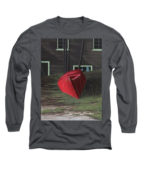 Turned Down Day Long Sleeve T-Shirt
