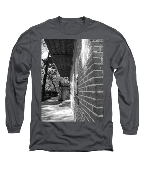 Turning A Savannah Corner Long Sleeve T-Shirt