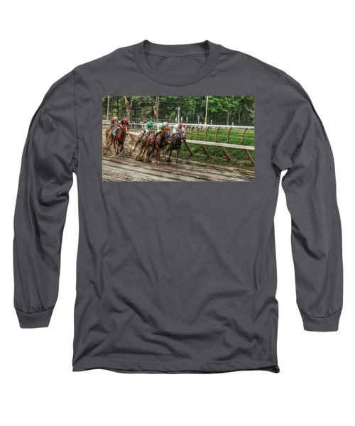 Turning The Mud Long Sleeve T-Shirt