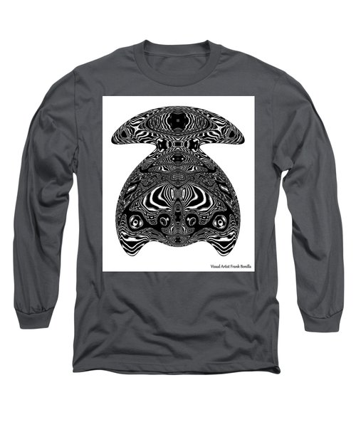 Turtle Art Long Sleeve T-Shirt