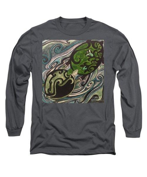 Turtle Love Long Sleeve T-Shirt