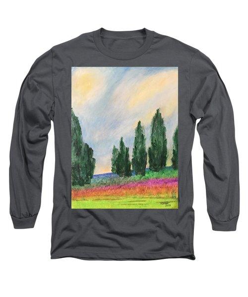 Tuscany Dream Long Sleeve T-Shirt