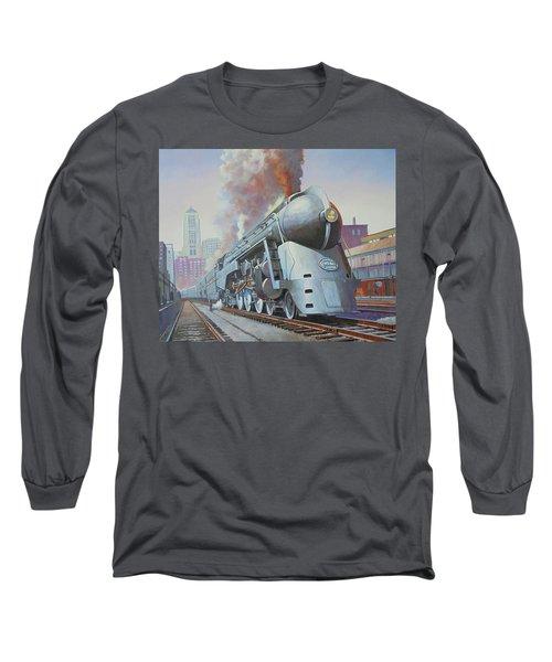 Twenthieth Century Limited Long Sleeve T-Shirt