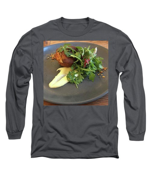 Twice Baked Binham Blue Cheese & Walnut Long Sleeve T-Shirt