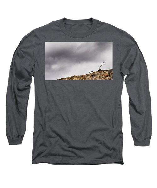 Twice Bent Long Sleeve T-Shirt