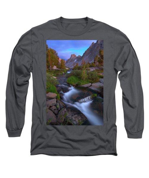 Twilight Cascade Long Sleeve T-Shirt