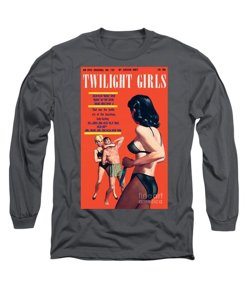 Twilight Girls Long Sleeve T-Shirt