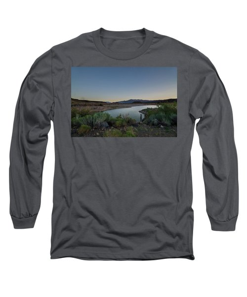 Twilight In The Desert Long Sleeve T-Shirt