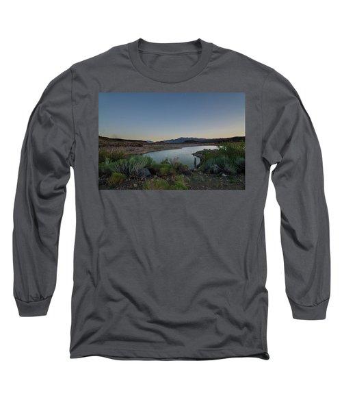 Twilight In The Desert Long Sleeve T-Shirt