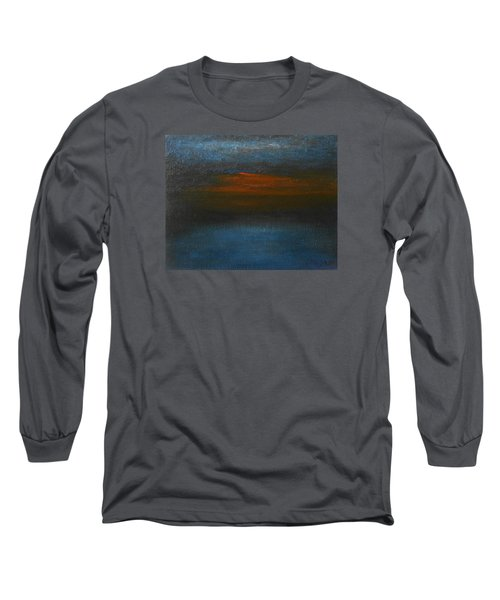 Long Sleeve T-Shirt featuring the painting Twilight by Jane See