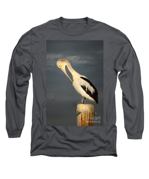 Twilight Long Sleeve T-Shirt by Marion Cullen
