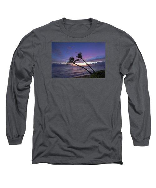 Twin Palms  Long Sleeve T-Shirt