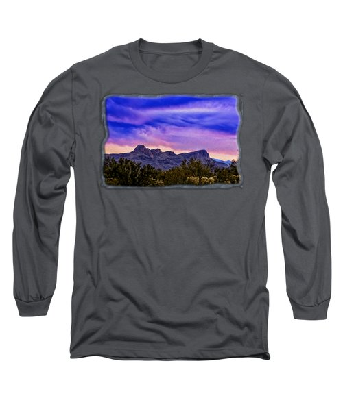 Twin Peaks H31 Long Sleeve T-Shirt by Mark Myhaver