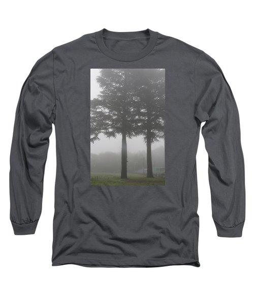 Twin Trees Long Sleeve T-Shirt