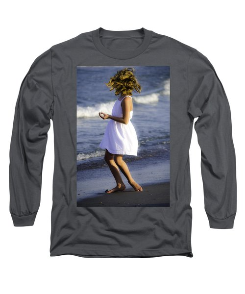 Twirling  Long Sleeve T-Shirt