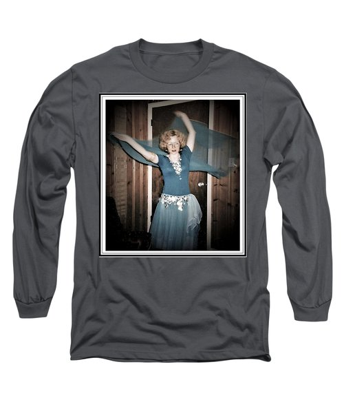Long Sleeve T-Shirt featuring the photograph Twirling Vortex by Denise Fulmer