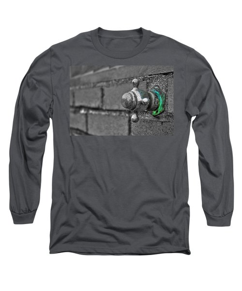 Twist And Turn Long Sleeve T-Shirt